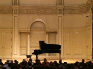 Carnegie Hall, Weill Hall