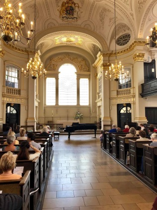 St Martin in the Fields Concert